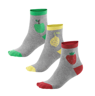 Organic Cotton Socks  3 pairs | Living Crafts 216