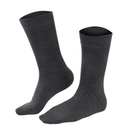 Organic Merino Wool, Organic Cotton, Silk fine Socks