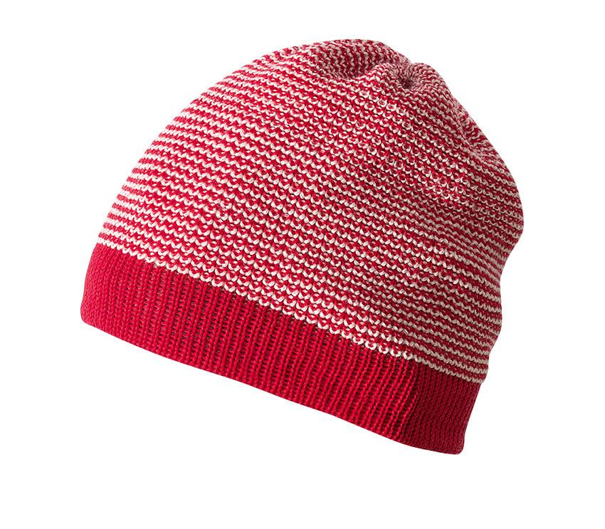 7850df4586a Disana Organic Merino Wool Beanie. Price   24.95. Red Melange