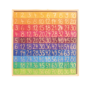 Grimm's Wooden Counting with Colours