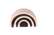 Grimm's Wooden Small Tunnel Monochrome