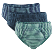 Organic Cotton Boy's Slip 3 pack
