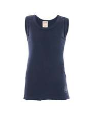 Kid's Sleeveless Shirt Organic cotton | Living Crafts