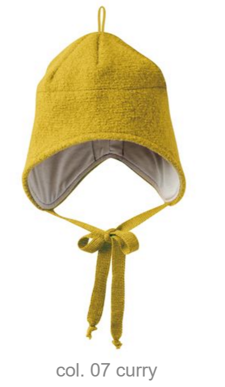 fda7560e0 Organic Boiled Wool Hat