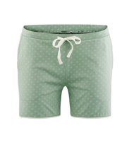 "Organic cotton Sleep Shorts | Living Crafts ""Chris"""