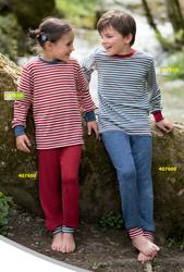 Organic Wool Children Shirt-Sweater  | Engel 427610