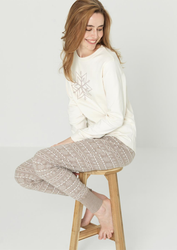 "Organic Cotton Pyjamas | ""DAVINA"""
