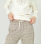 Organic Cotton Pajamas Color: 624 taupe/sand