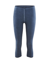 "Women's 3/4 Leggings | ""Ellen"" organic cotton"
