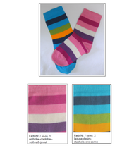 Organic Cotton Kids' Socks | Grodo 12828