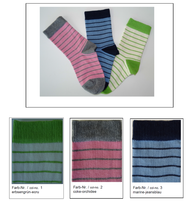 Organic Cotton Kids' Socks | Grodo 12870