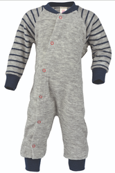 Engel Organic Wool Terry Pajamas 555770