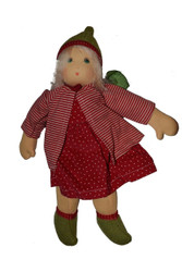 Organic Cotton Waldorf Doll 331402