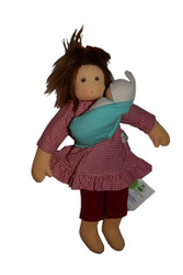 Organic Cotton Waldorf Doll 331408