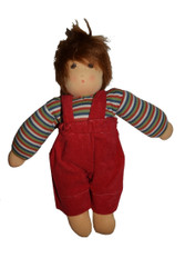 Organic Cotton Waldorf Doll 313402