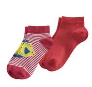 "Organic Cotton Sneaker Socks | ""AGAVE"" Living Crafts"