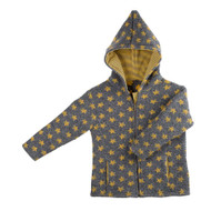 Organic Wool Fleece Kids Jacket