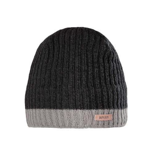Organic Marino Wool, Cotton, Silk Hat  Color:  97 anthrazit