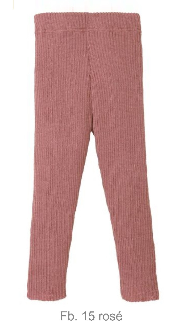 08cb25a239ed Disana Organic Merino Wool Knitted Leggings - Little Spruce Organics
