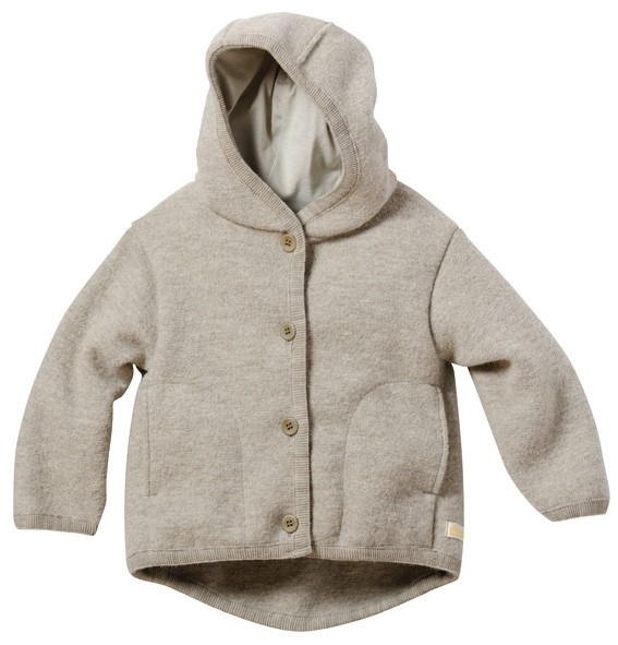 c7c321e91 Disana Organic Boiled Wool Jacket - Little Spruce Organics