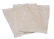 Raw Silk Diaper Liner | Disana 3 pack