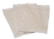 Raw Silk Diaper Liner | Disana 3 pack