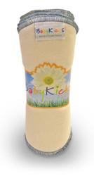 BabyKicks Organic Cotton/ Hemp Washies (Pack of 10)