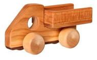 Little Wooden Pick-Up Truck