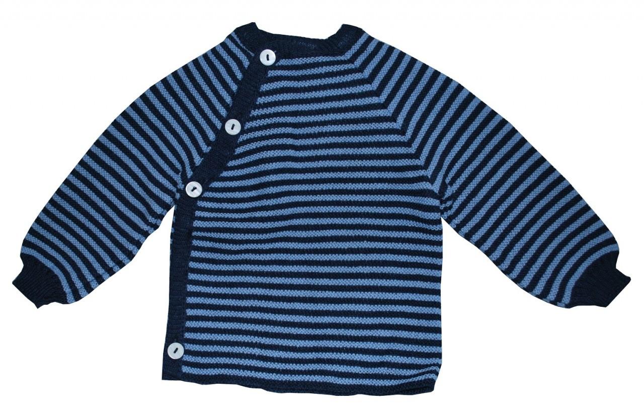 1df74432a Organic Merino Wool Knitted Sweater - Little Spruce Organics