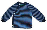 Navy/ Sky Blue Stripes