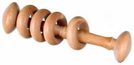 Handmade Maple Rattle