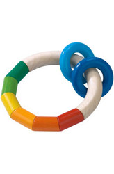 HABA Kringelring Wooden Clutching Toy
