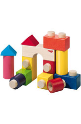 Haba Fit-Together Blocks