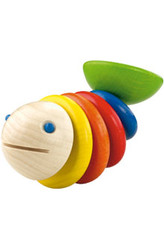 HABA Moby Fish Rattle