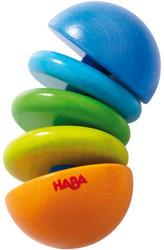 HABA Klick-Klack Wooden Rattle