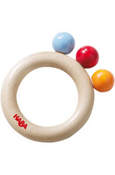 HABA Trioli Wooden Clutching Toy