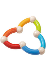 HABA Wooden Color Snake Clutching Toy