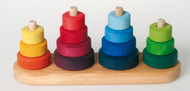 Fabuto Color Stacking Tower