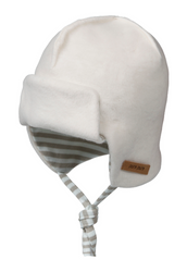 Organic Cotton Fleece Baby Hat