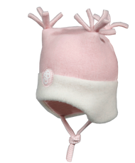 Soft Organic Wool Fleece Baby Hat