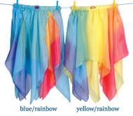 Reversible Silk Fairy Skirt