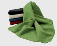 Children's Organic Wool Fleece Blanket