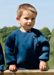 Engel Organic Soft Wool Fleece Baby Sweater