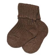 Hirsch Natur Camel Hair Socks for Babies