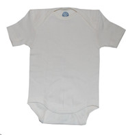 Cosilana Organic Wool Short Sleeved Bodysuit