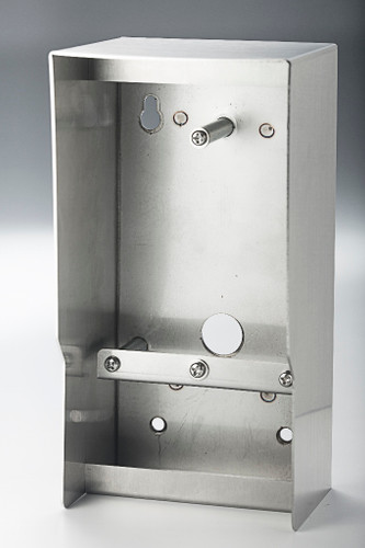 Stainless Steel (Water Resistant) Door Station - Surface Mount