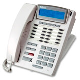 KP50DBW  - 25 Button White Keyphone