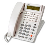 DKP73G - 22B Display and Handsfee Handset - White