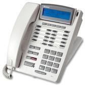 DKP53B Big Display 20B Keyphone with Blue Backlit Display - White