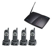 EnGenius Durafon SP922 - Long Range Cordless Rebuilt QUAD PACK w Bonus DC-UPS